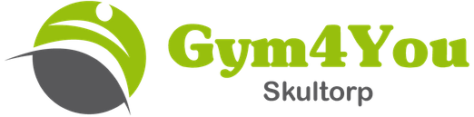 Gym4You Skultorp logotyp
